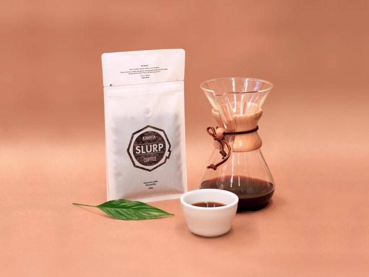 SLURPの新しいコーヒーバッグ&封筒2017