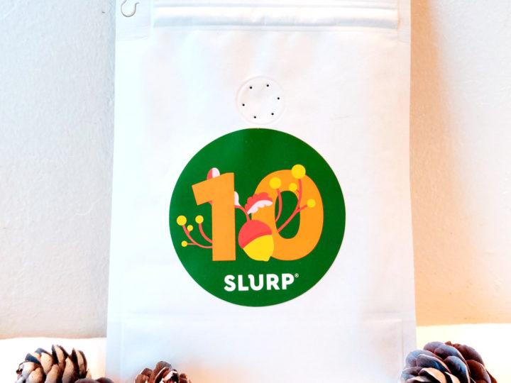 SLURPアドベントカレンダー#10<br />Holmen Coffee: Holmen HoHoHo