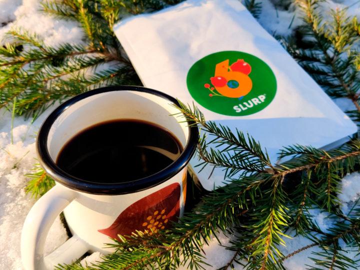 SLURPアドベントカレンダー#6<br />Record Coffee Company: Inga Aponte