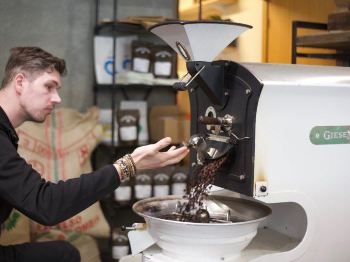 #137 Roger's Coffee: Midnight Espresso Zambia