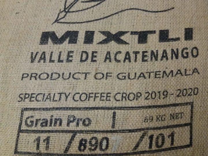 #161 Pirkanmaan Paahtimoa: Guatemala Mixtli Organic